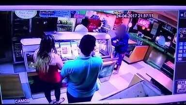 Violência no Recanto das Emas assusta comerciantes - Violência no Recanto das Emas assusta comerciantes e a equipe do Redação Môvel esteve no local.