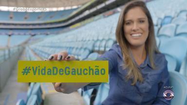 Vida de Gauchão: Kelly Costa relembra momentos marcantes no campeonato de 2017 - Série da RBSTV mostra histórias inesquecíveis dos repórteres sobre o Gauchão deste ano.