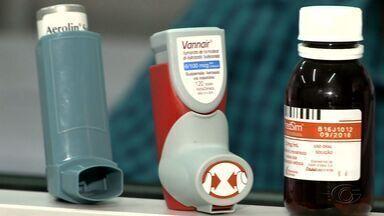 Entenda como funciona e como controlar a asma - Pneumologista Fátima Alécio falou ao vivo sobre a doença.
