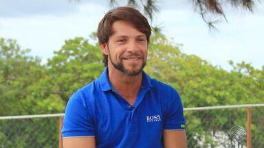Globoesporte.com apresenta entrevista exclusiva com Preto Casagrande - Auxiliar técnico do Bahia relembra passagens da carreira e se diz preparado para assumir o comando de uma equipe.