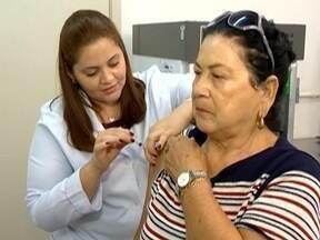 Quarta etapa da vacinação contra a gripe tem início em Presidente Prudente - Também pode se imunizar contra o vírus aqueles que têm doenças crônicas.