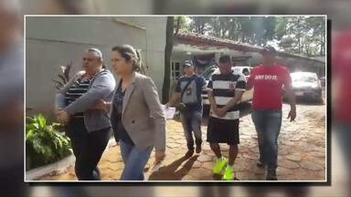 Polícia paraguaia prende advogada brasileira em Cidade do Leste - Investigação quer saber se ela tem relação com assalto milionário no país vizinho.