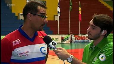 Semifinais da Copa TV Grande Rio de Futsal acontecem nesta terça-feira (2) - As partidas acontecem no Ginásio do Sesc em Petrolina.