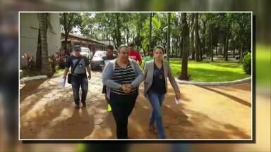 Advogada brasileira é presa no Paraguai - A polícia investiga se ela tem ligação com o assalto a uma transportadora de valores em Cidade do Leste.