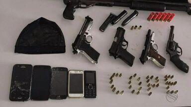 Polícia detalha operação que resultou na morte de cinco suspeitos em Sergipe - Polícia detalha operação que resultou na morte de cinco suspeitos em Sergipe.