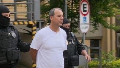 Superior Tribunal de Justiça mantém prisão de Sérgio Cabral - Ex-governador está preso desde novembro de 2016. Segundo o MP, esquema de Cabral desviou R$ 340 milhões.