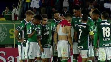 Palmeiras perde para o Wilstermann, mas tem boas chances de passar de fase na Libertadores - Palmeiras perde para o Wilstermann, mas tem boas chances de passar de fase na Libertadores