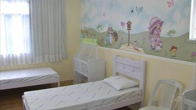 Mães do interior que dão à luz em Fortaleza têm novos leitos - Mães do interior que dão à luz em Fortaleza têm novos leitos