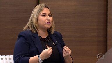Saiba quais são as possibilidades de sucesso profissional durante a crise - Assista à entrevista com a professora Jacqueline Rezende, especialista em inteligência empresarial.