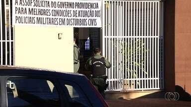 Associação faz café para apoiar PM que agrediu estudante em protesto - Mateus Ferreira, 33, segue internado em estado grave.