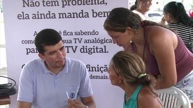 Onda Digital tira dúvidas de moradores de Jaboatão no aniversário da cidade - Município localizado na Região Metropolitana do Recife completou 424 anos.