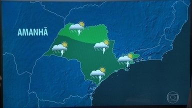 Confira a previsão do tempo para a sexta-feira (5) em São Paulo - A sexta (5) pode começar com tempo instável e poucas aberturas de sol. De manhã pode ter névoa, os aeroportos podem ser afetados.