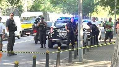 Guarda Municipal é morto ao tentar impedir assalto - Crime foi em frente a Quinta da Boa Vista