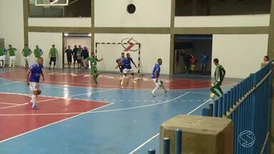 Copa Rio Sul de Futsal: definidos últimos classificados para as quartas de final - Resende e Barra Mansa venceram seus jogos e carimbaram o passaporte para a próxima fase.