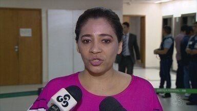 Nair Blair é ouvida em processo sobre peculato e falsidade ideológica - Ela também é investigada por comprar votos para José Melo.