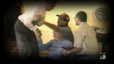 Homem que sequestrou Dom Aloísio Lorscheider há 23 anos é preso em Fortaleza - Grupo faz parte da facção criminosa e iria resgatar presos da CPPL 3, diz Polícia Federal. Suspeito usou documento falso para fugir de presídio em São Paulo.