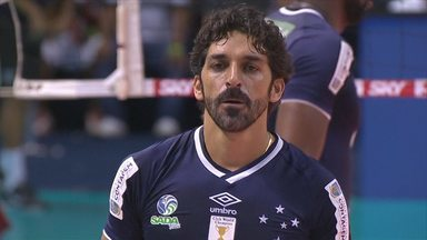 Superliga Masculina de Vôlei - Final - Cruzeiro x Taubatê