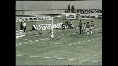 Baú do Esporte: em 1993, Londrina vence o Inter no Beira-Rio e avança na Copa do Brasil - Aléssio fez o gol da vitória do Tubarão, que garantiu o time nas quartas de final da competição.