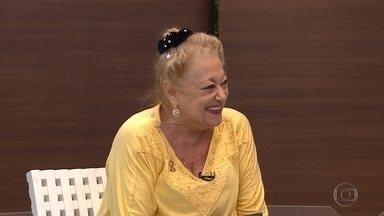 Atriz Suely Franco está em cartaz em Belo Horizonte com espetáculo 'Loucas por eles' - Elizabeth Savala também está na capital mineira com a peça 'A.M.A.D.A.S', no Teatro Sesiminas. Veja mais destaques culturais para este fim de semana no MG Cultura.