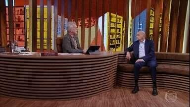 Drauzio Varella fala sobre comportamento sexual nos presídios - Médico e escritor explica diferenças entre comportamentos masculinos e femininos