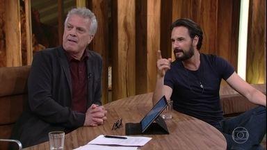 Rodrigo Santoro fala sobre seu trabalho em 'Westworld' - Série americana é um dos trabalhos mais recentes do ator