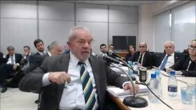 Documentos mostram mais de 20 reuniões agendadas entre Lula e ex-diretores da Petrobras - Lula disse a Sérgio Moro que nos oito anos que ficou na presidência, teve apenas duas reuniões com a diretoria da Petrobras e que presidente da República não participa do dia a dia da estatal.