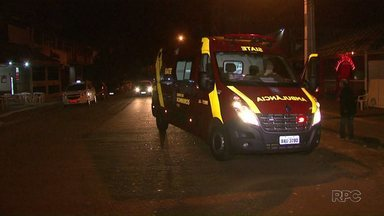 Jovem é atropelado no centro de Foz - Rapaz foi socorrido e encaminhado à UPA.