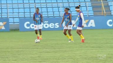 JV Lideral encara o Tuna Luso no Campeonato Brasileiro Feminino - JV Lideral busca a segunda vitória na competição