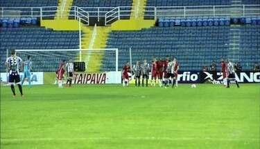 Ceará empata com Boa Esporte - Confira os detalhes da partida