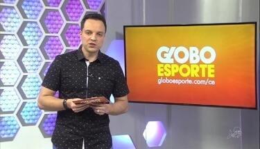 Bloco 1 - Globo Esporte CE - 17/05/2017 - Bloco 1 - Globo Esporte CE - 17/05/2017