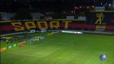 Bahia e Sport se enfrentam nesta quarta (17), no 1º jogo da final da Copa do Nordeste - Partida será transmitida pela TV Bahia a partir das 21h45.