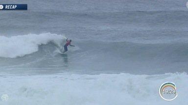 Etapa do Mundial de Surfe no Rio terminou - Título ficou no Brasil, com Mineirinho.