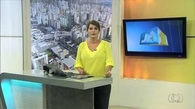 Confira os destaques do Jornal Anhanguera 1ª Edição desta sexta-feira (19) - A programação da Pecuária de Goiânia está entre as reportagens.