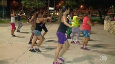 Clube da Ginástica acontece no Parque Potycabana e espera mais de 500 pessoas - Clube da Ginástica acontece no Parque Potycabana e espera mais de 500 pessoas