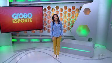 Globo Esporte - Bloco 1 - 19/05/2017 - Assista ao vídeo.
