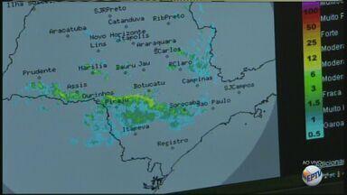 Mês de maio está mais quente neste ano, diz Ceapla de Rio Claro - Órgão diz que as frentes frias não chegaram no estado de São Paulo como em 2016.
