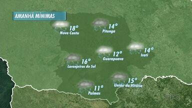 Chuva continua neste fim de semana na nossa região - Veja na previsão do tempo.