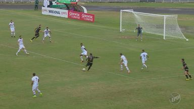 XV de Piracicaba vence o São Paulo na estreia da Série D - Equipe voltou a disputar uma das séries do Brasileiro após 14 anos.