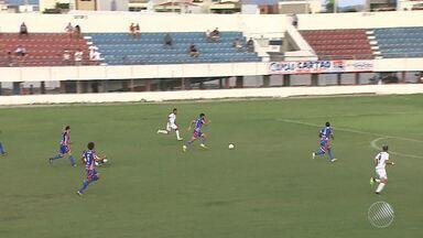 Times baianos vencem nas primeiras partidas pela série D do Brasileirão - Confira os gols.