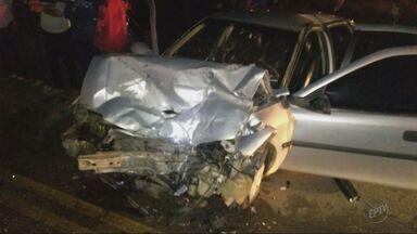 Três pessoas morrem em acidentes nas rodovias de Poço Fundo e Andradas - Três pessoas morrem em acidentes nas rodovias de Poço Fundo e Andradas
