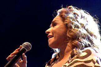 Virada leva atrações culturais a diferentes pontos de Mogi das Cruzes - Evento teve início no sábado (20) e contou com a presença da cantora Daniela Mercury.
