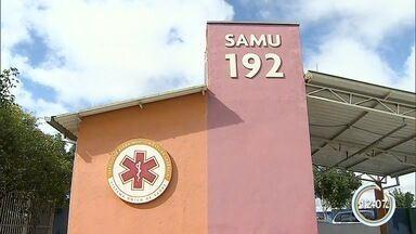 Base do Samu no Campo dos Alemães foi furtada no fim de semana - Foi a 3ª vez em menos de uma semana que os ladrões invadiram o local.