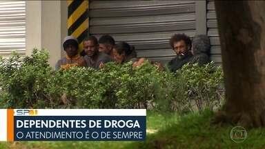 SP1 - Edição de segunda-feira, 22/5/2017 - Um dia após operação policial na Cracolândia, as ruas estão mais limpas. A venda e o consumo de drogas na região, no entanto, continuam. E mais as notícias da manhã.
