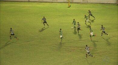 Sousa larga bem na Série D e vence o Central de Caruaru no Marizão - Dinossauro dominou o time pernambucano e venceu com autoridade na abertura da quarta divisão do Campeonato Brasileiro