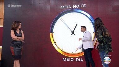 Dr. Fernando Gomes Pinto explica como funciona o relógio biológico - Mecanismo explica por que as pessoas têm sono à noite e ficam alertas durante o dia. Médico também fala sobre hábitos que atrapalham o sono