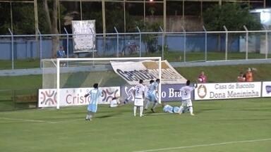 Luziânia e Ceilândia estreiam com vitória na série D do Campeonato Brasileiro - Luziânia e Ceilândia estreiam com vitória na série D do Campeonato Brasileiro