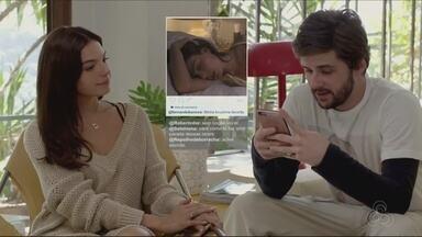 Filme 'Amor.com' tem lançamento em Manaus - Longa interpretado por Isis Valverde e Gil Coelho chega nas telas no próximo mês