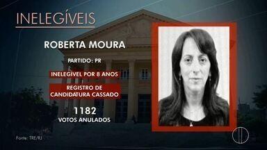 Justiça Eleitoral condena quatro vereadores investigados na Operação Chequinho - Assista a seguir.