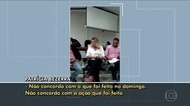 Secretária de Direitos Humanos da prefeitura de São Paulo entrega o cargo - Patrícia Bezerra pediu afastamento pouco depois de autorizar que cerca de 60 pessoas ocupassem o auditório da pasta, no Centro de São Paulo.
