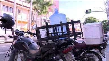 Cachoeiro, no Sul do ES, terá novas regras para motoboys - Prefeitura disse que vai repassar as informações para representantes.
